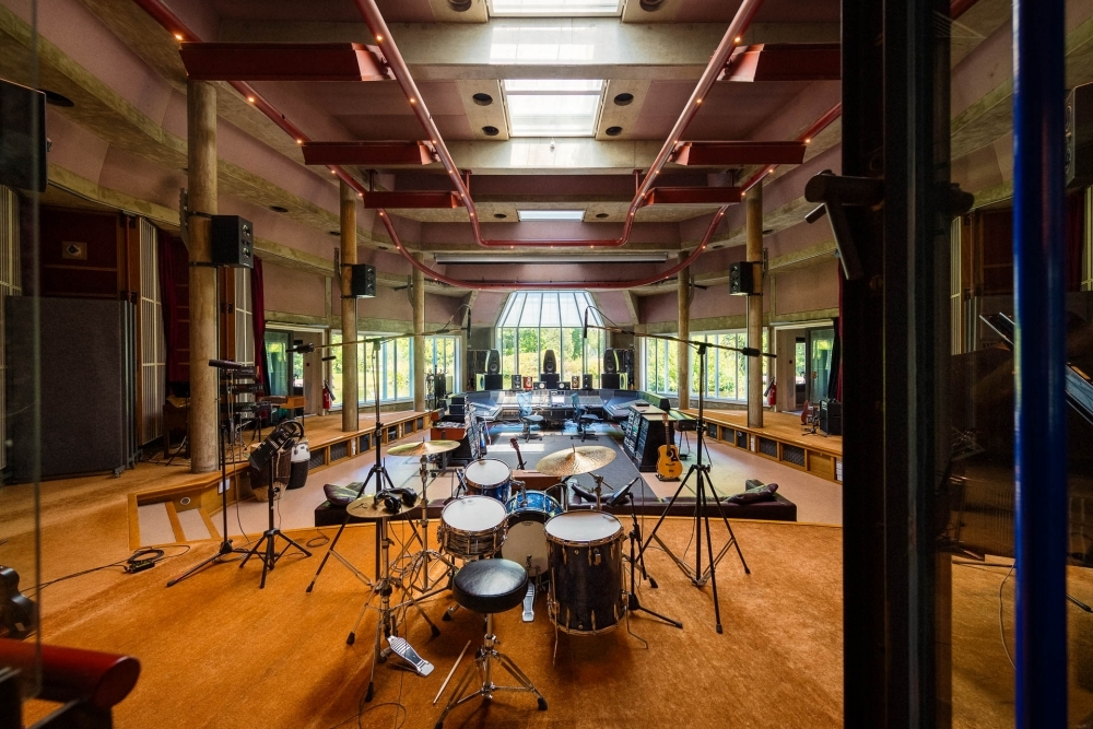 Real world studios residential recording studio near bath for World house music